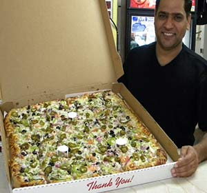Fat Ducks Pizza Gallery Image