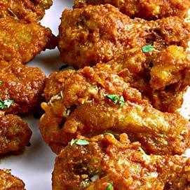 Fat Ducks Spicy Chicken Wings